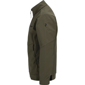 Peak Performance Adventure Jacket Herren terrain green